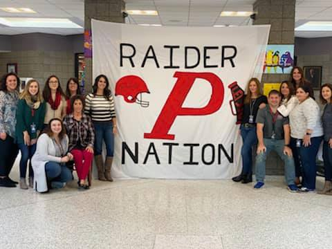 Community Comes Together in Support of Proctor Raiders