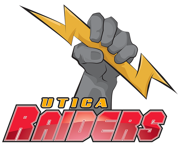 Utica Raiders Logo