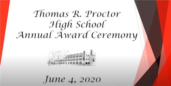 Proctor Annual Awards