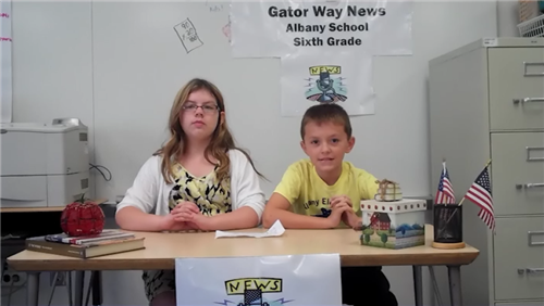 Gator Way News October 6 2014