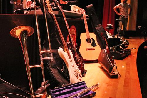 donated instruments