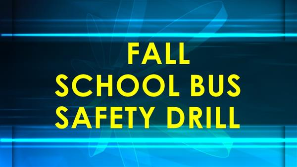 2017 Bus Safety Drill