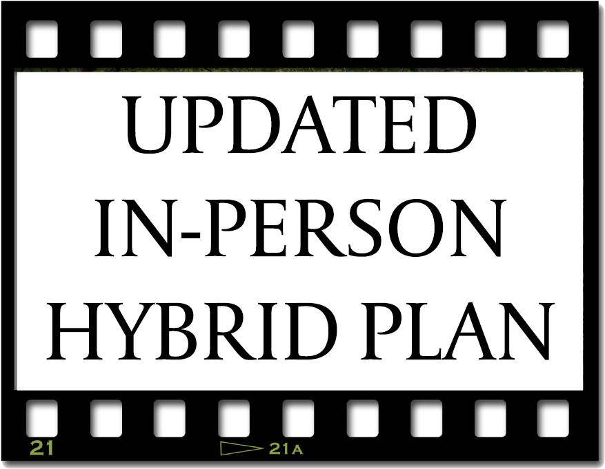 Watch the Update on UCSD In-person Hybrid Plan